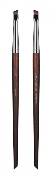 MAKE UP FOR EVER Angled Eyebrow Brush - 270