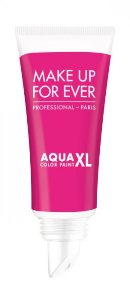 MAKE UP FOR EVER Aqua XL Color Paint - Matte Fuchsia M-82