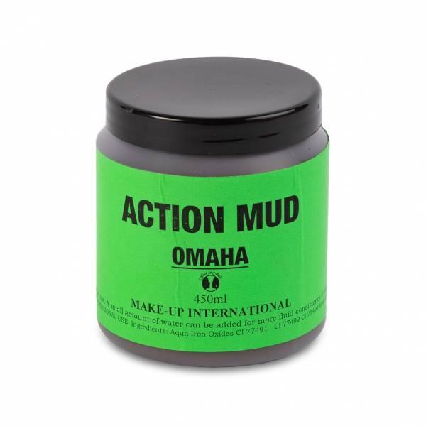 "Make up International Action Mud ""Omaha"" 450ml"
