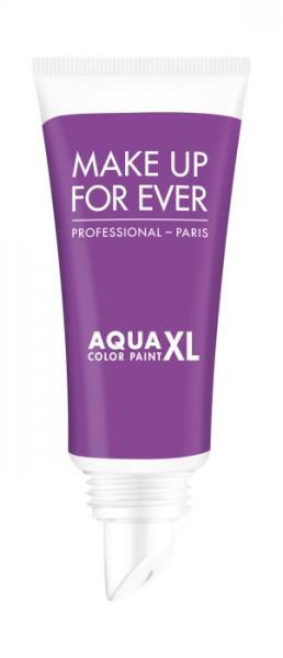 MAKE UP FOR EVER Aqua XL Color Paint - Matte Purple M-90