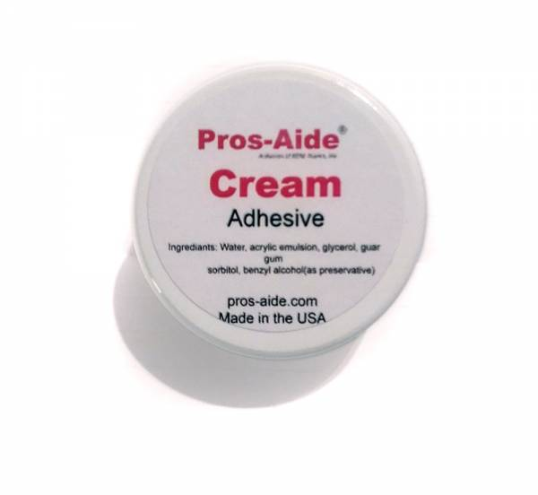 ADM Tronics Pros-Aide Cream Adhesive 0.5 oz