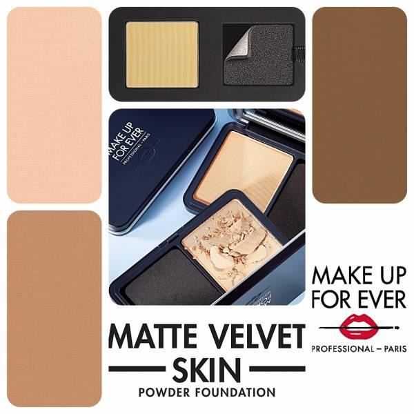 MAKE UP FOR EVER Matte Velvet Skin Powder Foundation Refill