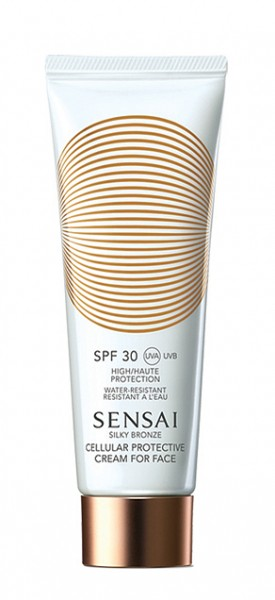 Sensai SUN PROTECTIVE CREAM FOR FACE - SPF 30