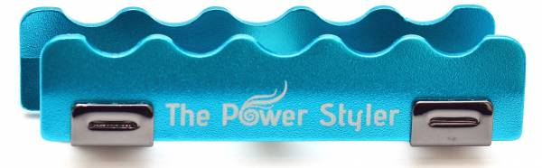 THE POWER STYLER Blow Dry Clips - Blue