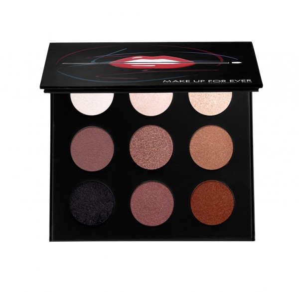 MAKE UP FOR EVER 9 Artist Shadow Palette - 1