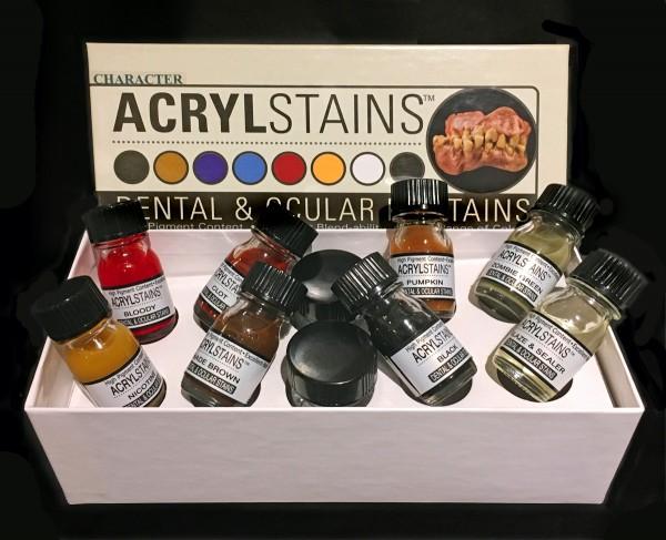 "Skin Illustrator AcrylStains - ""Character"""