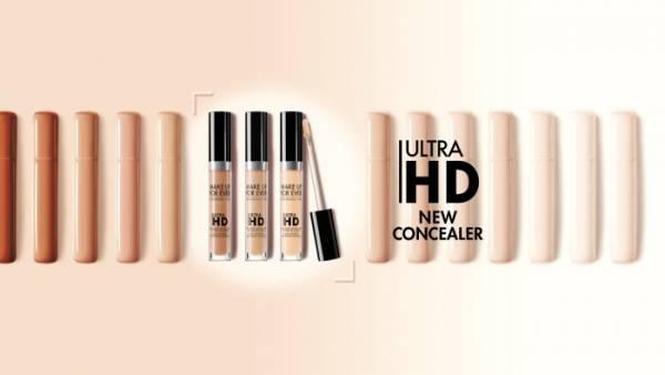 MAKE UP FOR EVER - ULTRA HD CONCEALER 5ml