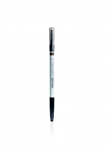 UND GRETEL SPRUSSE eyebrow pencil - 1 - Dark Brown