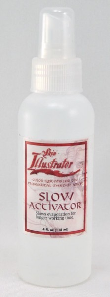 Skin Illustrator - Slow Activator 4oz. / 118ml