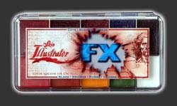 """Skin Illustrator Palette """"FX"""""""