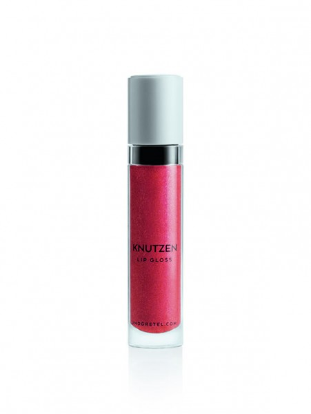 UND GRETEL KNUTZEN lip gloss - 8 - Sunrise Red Shimmer