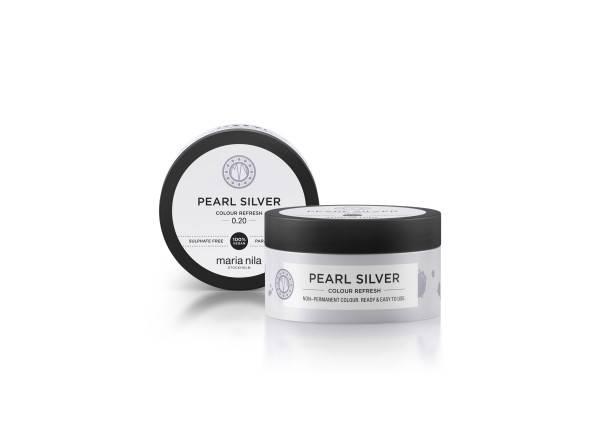 maria nila Colour Refresh Pearl Silver 100ml