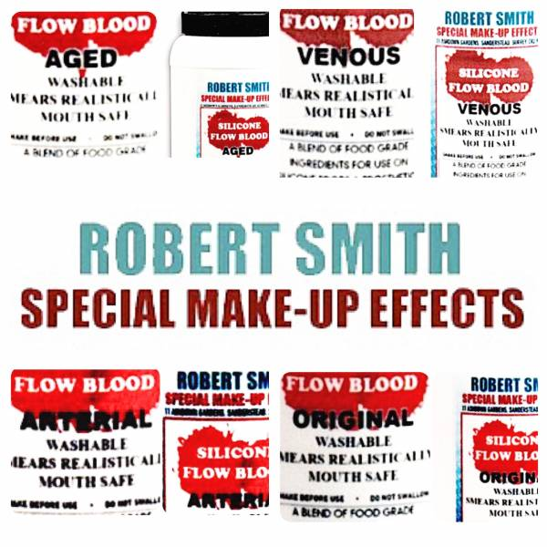 Robert Smith - SILICONE FLOW BLOODS