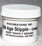 W. M. Creations, Inc. - Old Age Stipple Crusty