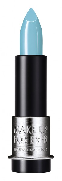 MAKE UP FOR EVER Artist Rouge Creme Lipstick - C 602 - Turquoise Blue