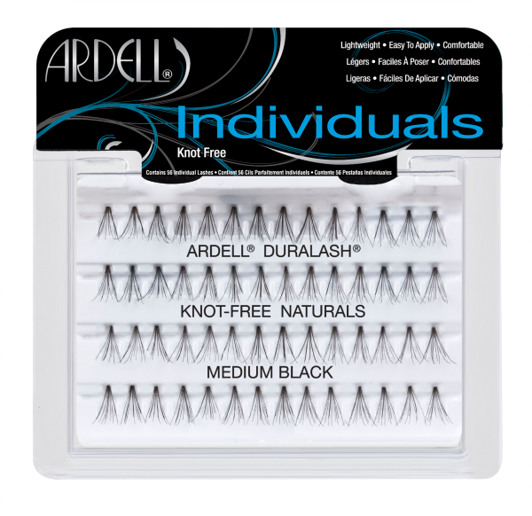 ARDELL Duralash Natural Individuals - Medium Black