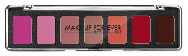 MAKE UP FOR EVER Artist Rouge 7 Lipstick Palette - H1