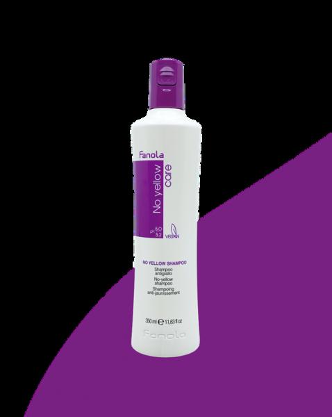 fanola - No Yellow Shampoo 350 ml