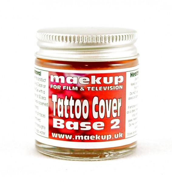 maekup - Tattoo Cover Foundation - Base 2