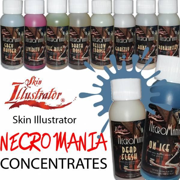 Skin Illustrator NECROMANIA CONCENTRATES 2oz